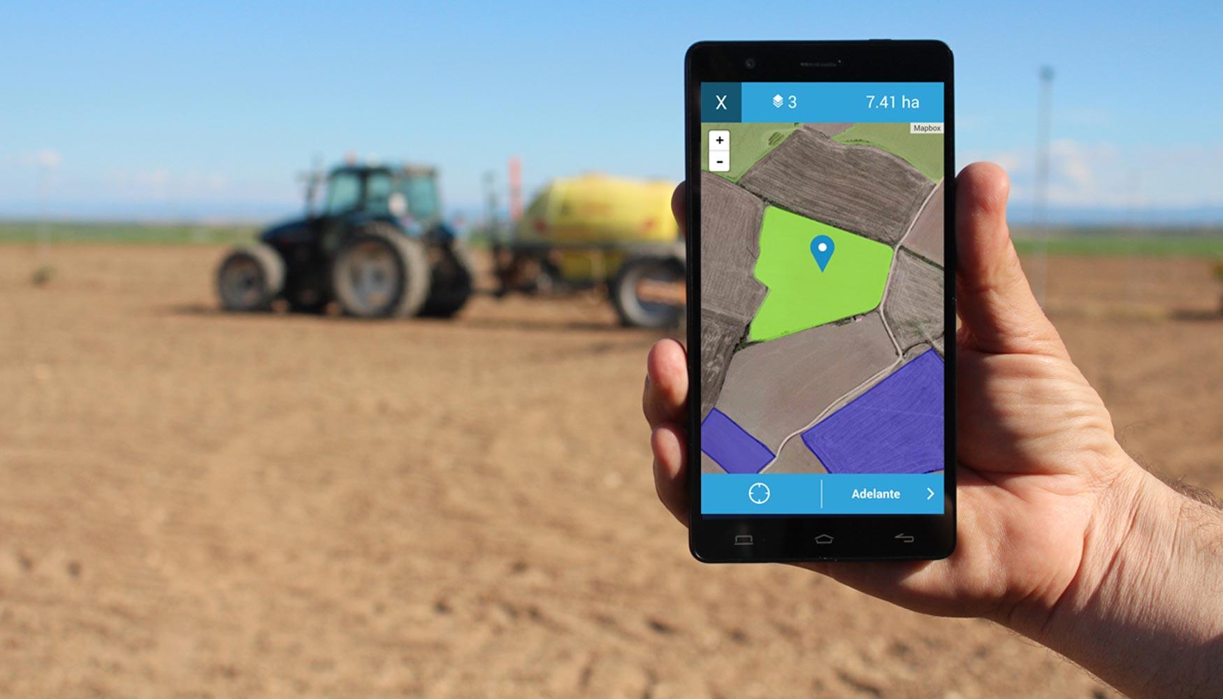 aplicações do gps agrícola