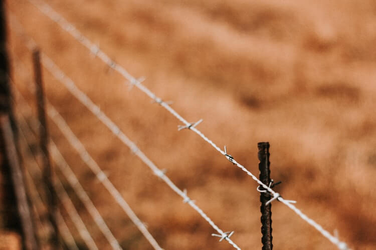 segurança em propriedades rurais