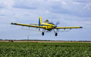 aviação agricola