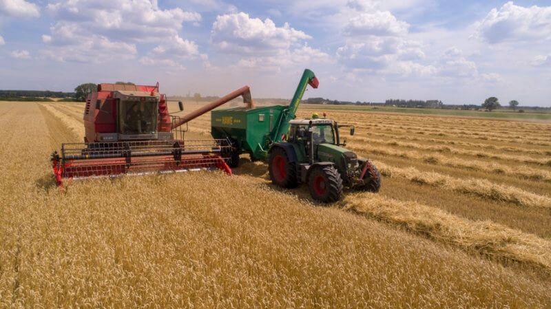consórcio para máquinas agrícolas