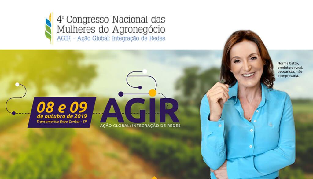 Congresso das Mulheres do Agronegócio
