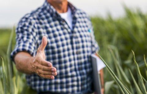 Programa de pontos para o produtor rural